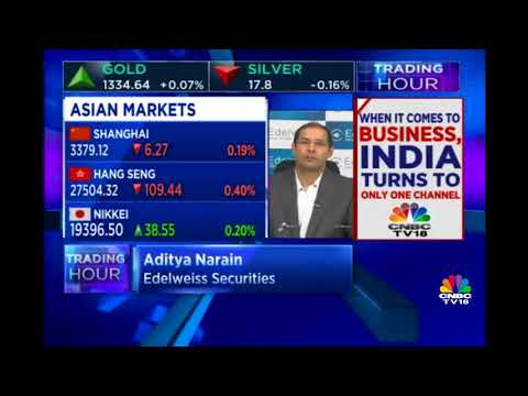 Edelweiss Securities Bullish on Consumer Durables: like Symphony, KEI Ind | CNBC TV18