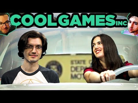 Nick and Griffin's Driving Instructor Roleplay (Feat. Simone & Pat) — CoolGames Inc