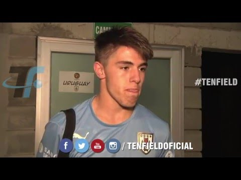 Sub15: Notas post-semifinal - #Uruguay 2:1 Argentina
