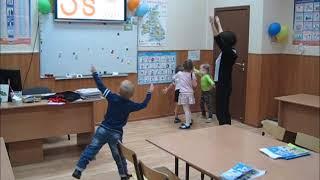 Урок Английского языка для детей 5 лет Song ABC