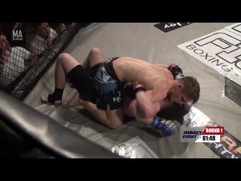 IFU15 - Brandon Loveridge Vs Cameron Cunningham