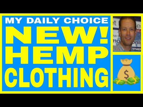 MY DAILY CHOICE Business Opportunity 2021 – NEW HEMP Clothing Brand – FREE ECOMMERCE Retail Store!!!