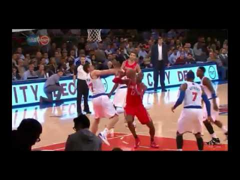 NBA CIRCLE - Houston Rockets Vs New York Knicks Highlights 14 Nov. 2013 www.nbacircle.com