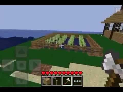дача дианы найковой в майнкрафте как построить