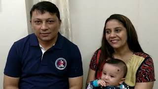 IVF Success Story at Aarush IVF