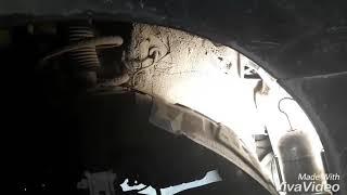 Замена лампочки габарита на ниссан тиана