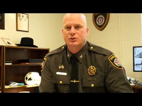 Talbot Sheriff Joe Gamble on County Problem Number One, Two, and Three: Heroin