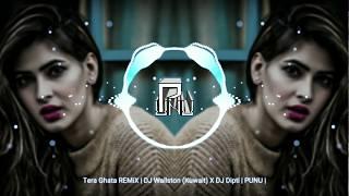 Isme Tera Ghata Remix DJ Wallston Kuwait X DJ Dipti Mp3 Song Download