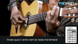 Lô Borges - O Trem Azul - Aula de Violão - TV Cifras
