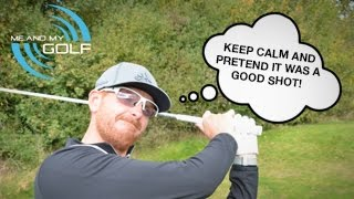 HOW TO KEEP CALM ON THE GOLF COURSE