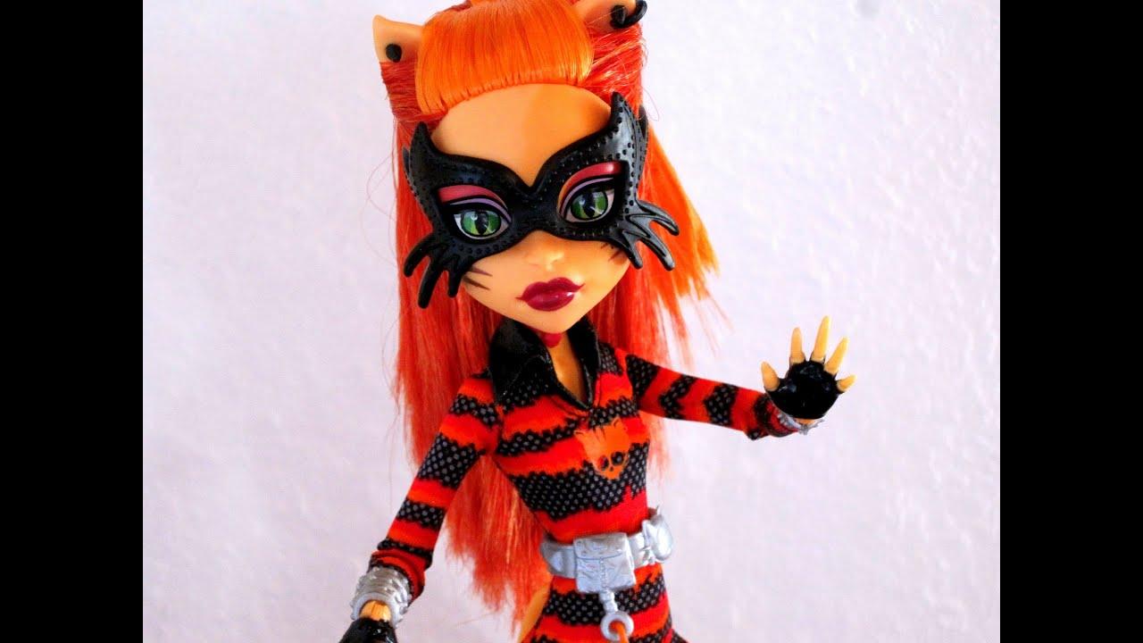 Monster high toralei as cat tastrophe power ghoul - Monster high toralei ...