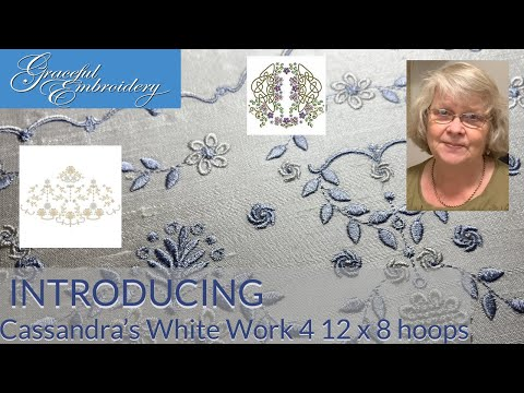 Introducing Cassandras White work 4