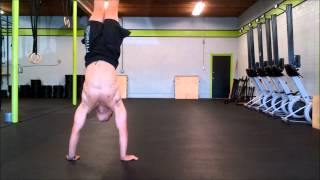 CrossFit Vic City Handstand Practice