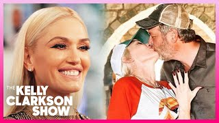 Blake Shelton's Surprise Proposal To Gwen Stefani 💍