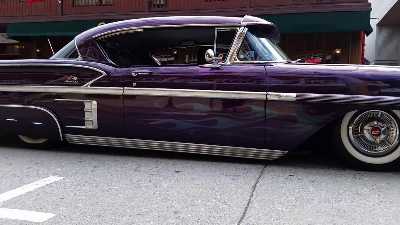 Watchon 1958 Chevy Impala
