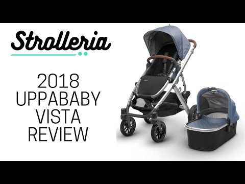2018 UPPAbaby VISTA Review   Stroller, Double Stroller, Fold, Configurations, Compatible Car Seats