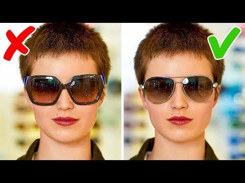 Como Escolher os Óculos de Sol Perfeitos para o Formato do Seu Rosto