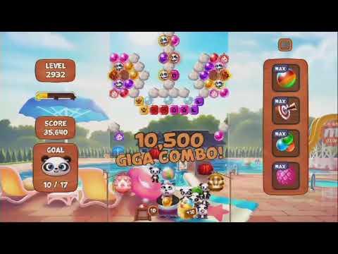 Panda Pop- Level 2932 (Remake of level 2552)