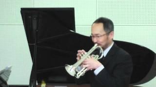 Cornet Solo - Atsuhiko Okamoto plays The Southern Cross [ H.L Clarke ]