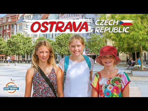 Ostrava Czech Republic - A Gem To Discover and Unique City To Explore | 90+ Countries With 3 Kids