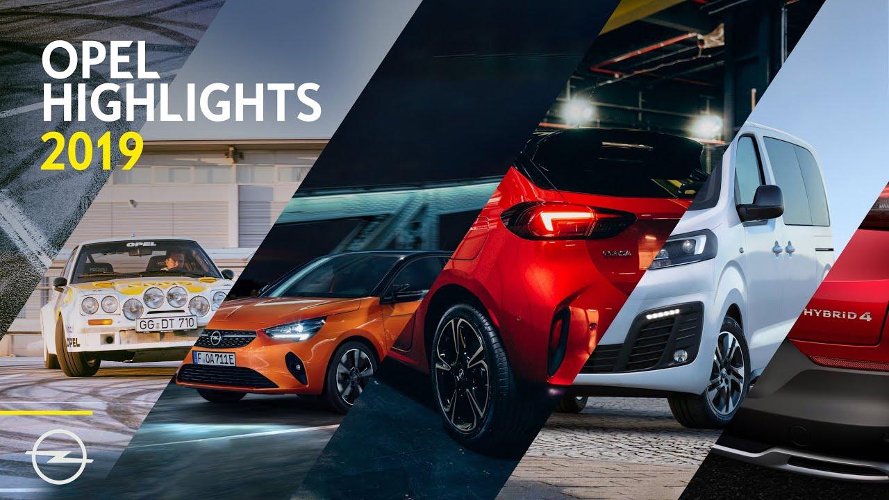 Opel Best Of 2019