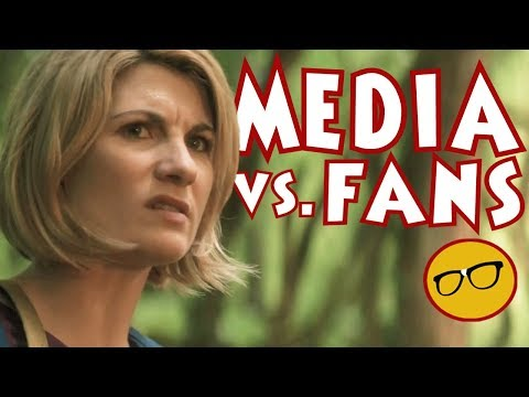 Doctor Who, Toxic Media and the Star Wars Fandom Connection
