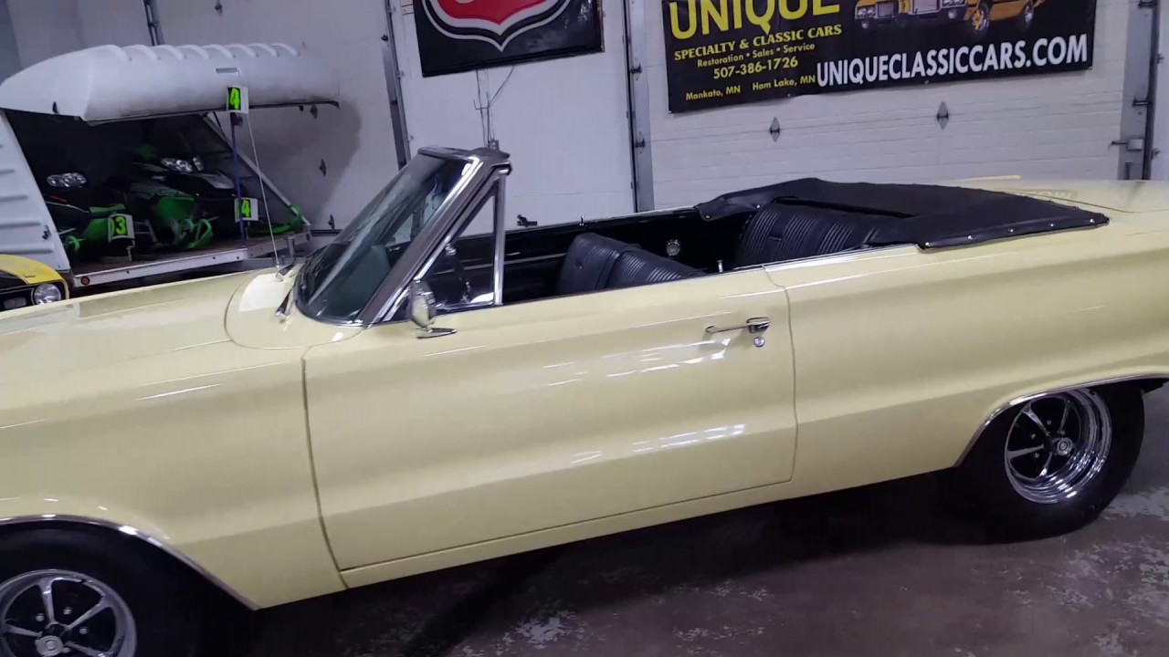 1967 Plymouth Belvedere Convertible For Sale - YouTube