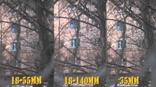 18 - 55 и 18 - 140 от Nikon -   зачем их покупать?