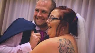 Emma and Sam Highlight Video| Leigh Sports Stadium | Wigan Wedding | Manchester Videographer