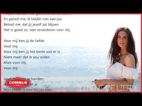 Maan  - Jij Bent De Liefde  (Lyrics Video)