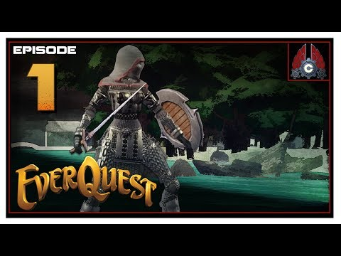 Let's Play EverQuest With CohhCarnage (Ranger Leveling) – Episode 1