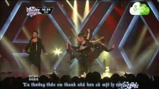 [Vietsub] 130530 EXO - Intro + Wolf @ M!Countdown Comeback Stage