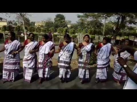 Baha Parab Celebration Nalco Nagar 2K18