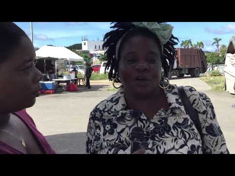 Antigua and Barbuda residents speak out on issues affecting