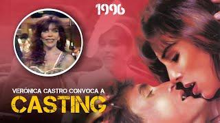 """Verónica Castro convoca a casting para """"Pueblo Chico Infierno Grande"""" - 1996"""