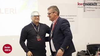 KW Çekmeköy 2017 Başarı Ödülleri dağıtıldı
