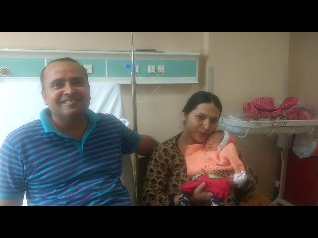 IVF and Fertility Centre Testimonial & Reviews - Best IVF Success Patient Review - DR. Abha Majumdar