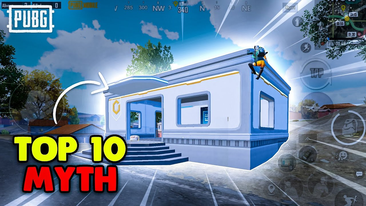 Download 😀TOP 10 Mission Ignition Mythbusters in Pubg mobile | Mission Ignition in Bgmi | IND AMOL #51