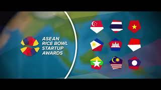 Asean Ricebowl Startup Award Journey
