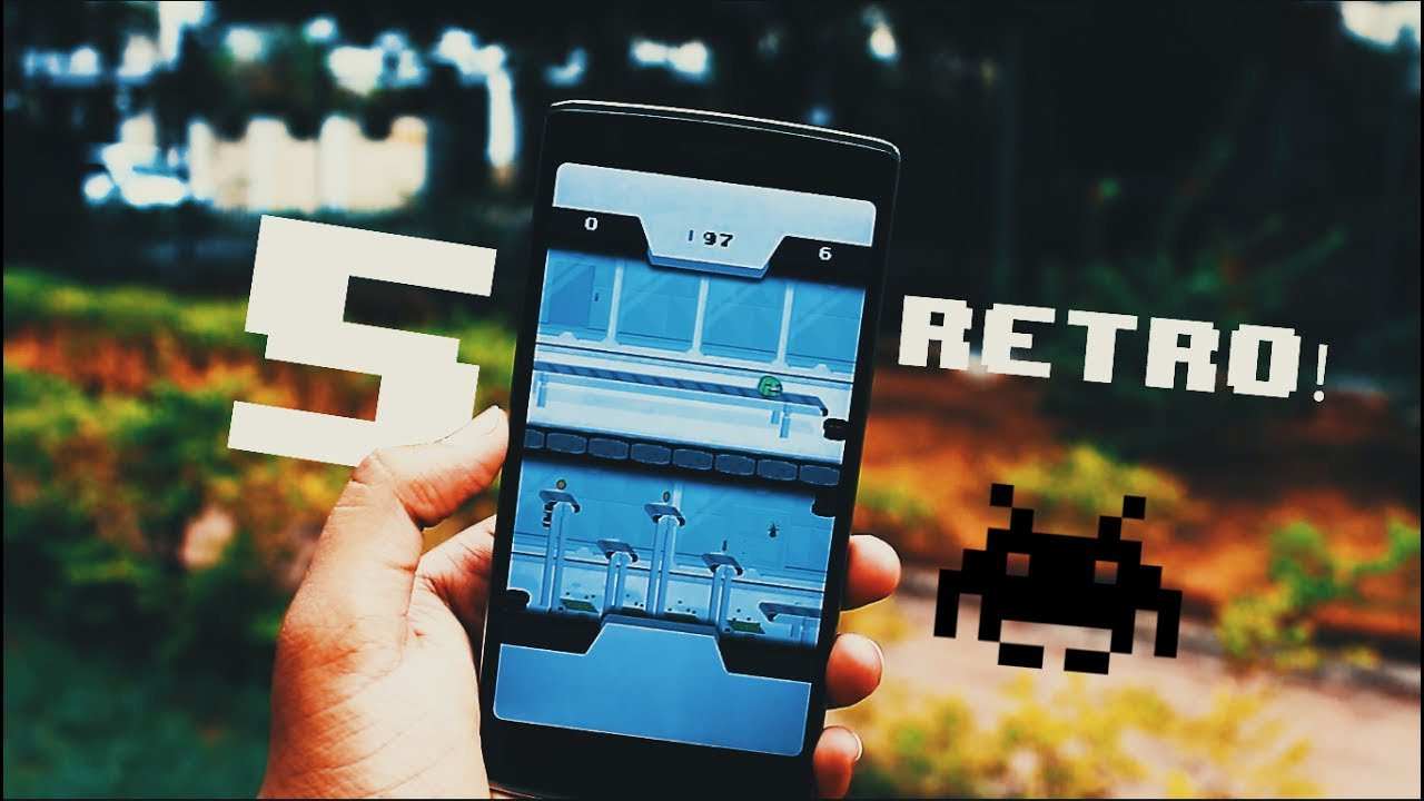 Best Retro Games for Android // 8-Bit Vibes!