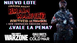 BRAIN WASHED Nuevo lote ¿vale la pena? Call of Duty Black Ops Cold War y Warzone
