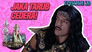 Jaka Tarub Mengalami Cedera Setalah Melawan Prabu Giripati - Nyi Roro Kidul Eps 20 PART 2