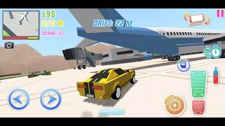 Dude Theft Wars #69 | Flying With Yellow Helicopter | New Big Update AIRPORT | Android GamePlay FHD