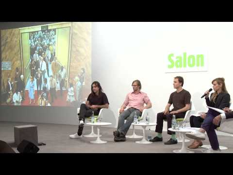Salon   Artist Talk   Unlimited: Turning Space Into Place