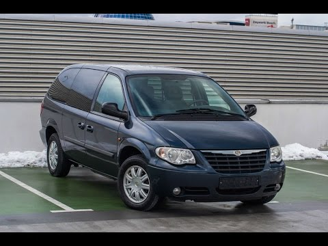 chrysler grand voyager 2007 2 8 cdr 150km autapremium. Black Bedroom Furniture Sets. Home Design Ideas