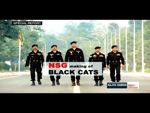 Special Report - National Security Guard (NSG): Making of Black Cats