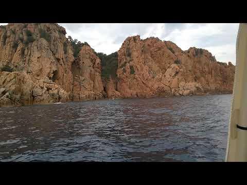 Corsica - Calanques de Piana - vista dal mare(f1) 31-12-2017
