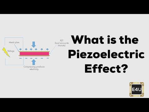 Piezoelectric Effect: What is it?