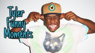 Tyler, The Creator Best/Funny Moments Pt 4