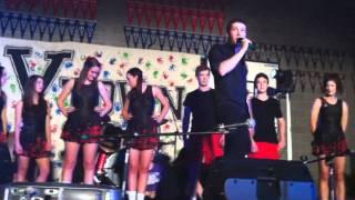 Cheerleading Act Vermont Secondary College 2011 Concert